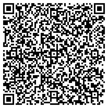QR-код с контактной информацией организации № 1 ВТЭК МЕЖРАЙОННАЯ