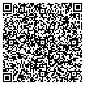 QR-код с контактной информацией организации ЛАГ НСП