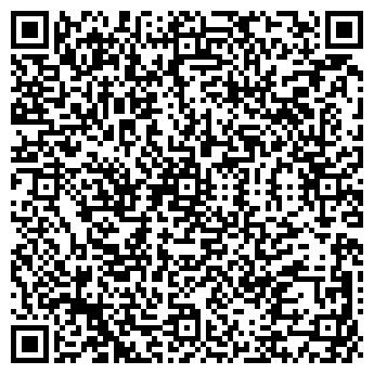 QR-код с контактной информацией организации МАЭСТРО ПЛЮС