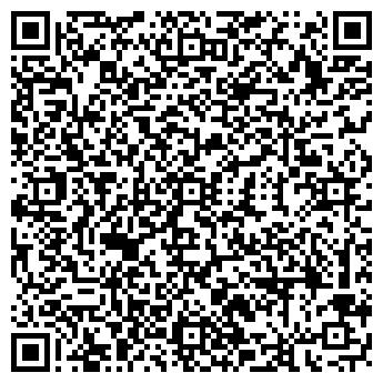 QR-код с контактной информацией организации ГОСТИНИЦА ЧЕЧЕРСК