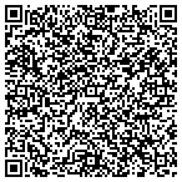 QR-код с контактной информацией организации САНТЕХНИКА НА ЛЕОНОВА 5А