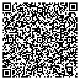 QR-код с контактной информацией организации ДАМА ПЛЮС