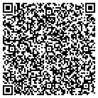 QR-код с контактной информацией организации ИРБИС САЛОН