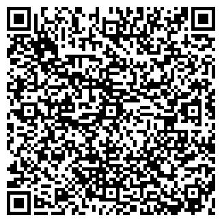 QR-код с контактной информацией организации ТКАНИ-ТЮЛЬ