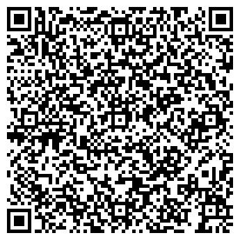 QR-код с контактной информацией организации Военный магазин