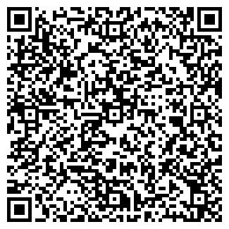 QR-код с контактной информацией организации БАРИЕВ