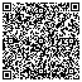 QR-код с контактной информацией организации РЯБИНА ЛТД