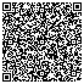 QR-код с контактной информацией организации АКВА ПЛЮС