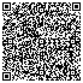 QR-код с контактной информацией организации ЗООМАРКЕТ ПЛЮС