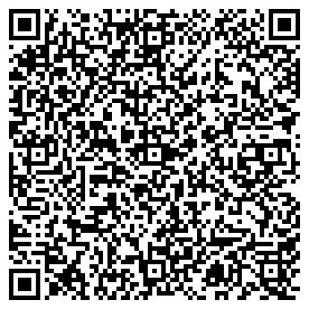 QR-код с контактной информацией организации РЫБКИ НА ОСТРОВЕ