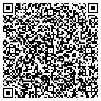 QR-код с контактной информацией организации МОСКОВСКИЙ УНИВЕРСАМ