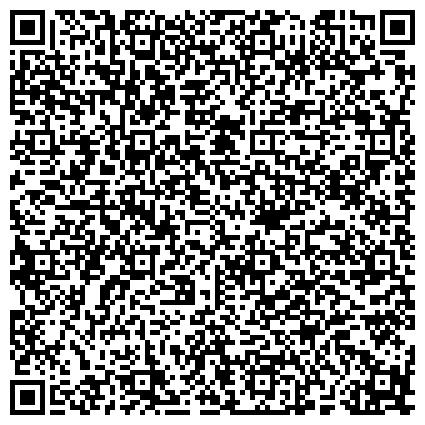 QR-код с контактной информацией организации Министерство регионального контроля (надзора) Калининградской области