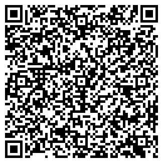 QR-код с контактной информацией организации МАГНОЛИС