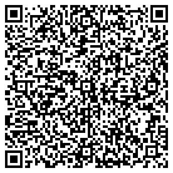 QR-код с контактной информацией организации ПРОДУКТЫ № 1