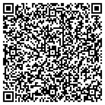 QR-код с контактной информацией организации МФК КЛОВЕР СИТИ-ЦЕНТР