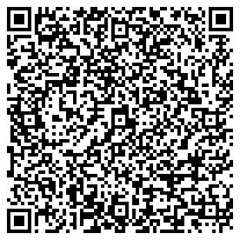 QR-код с контактной информацией организации ТОРГОВЫЙ ЦЕНТР СОВА