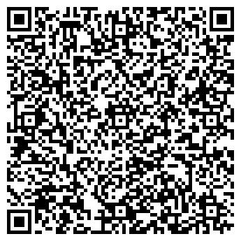QR-код с контактной информацией организации ПАРКЕТ, ДВЕРИ
