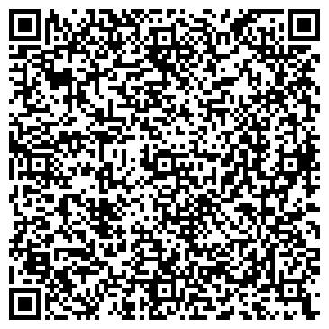 QR-код с контактной информацией организации BROKAT ФАБРИКА ОКОН ПРЕДСТАВИТЕЛЬСТВО