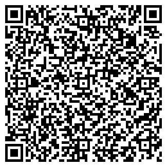 QR-код с контактной информацией организации АВТОЗАПЧАСТИ МЕРСЕДЕС