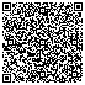 QR-код с контактной информацией организации АВТОЗАПЧАСТИ 74