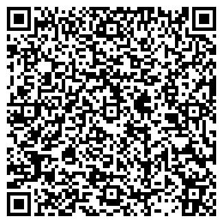 QR-код с контактной информацией организации ТЕХГАЗ