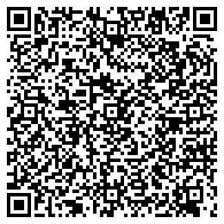 QR-код с контактной информацией организации АЛЁНУШКА