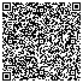 QR-код с контактной информацией организации ПИТЕР ПЕН