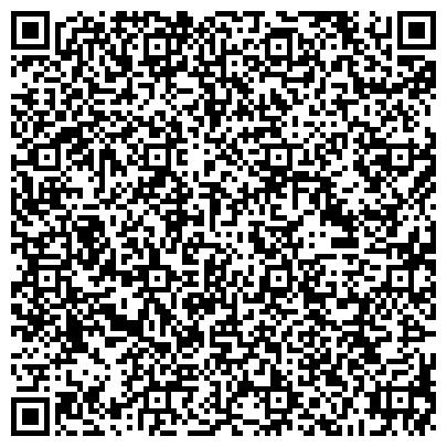QR-код с контактной информацией организации ПОВЫШЕНИЯ КВАЛИФИКАЦИИ РАБОТНИКОВ РЫБНОГО ХОЗЯЙСТВА ИНСТИТУТ