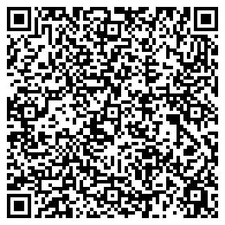 QR-код с контактной информацией организации АРАЛИЯ