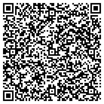 QR-код с контактной информацией организации КАБАРЕ ПЬЕРО