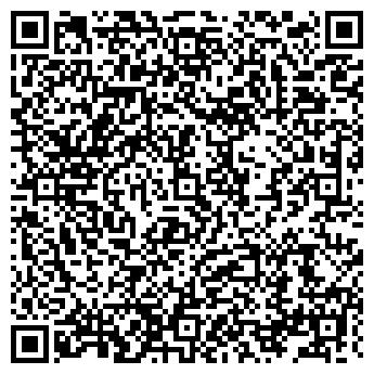 QR-код с контактной информацией организации 12 СТУЛЬЕВ АРТКЛУБ