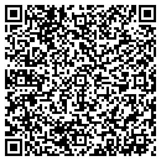 QR-код с контактной информацией организации ПРИ СВЕЧАХ