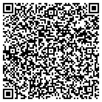 QR-код с контактной информацией организации ПАПАША БЕППЕ