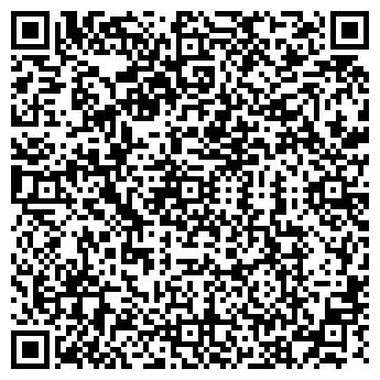 QR-код с контактной информацией организации АТЛАНТ-ПЛЮС