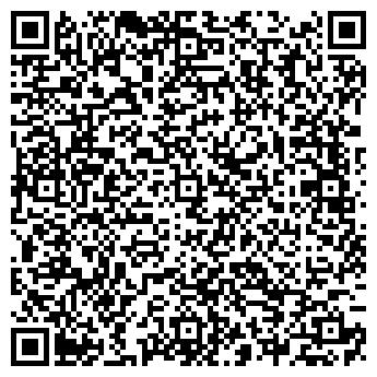 QR-код с контактной информацией организации АФРОДИТА САУНА