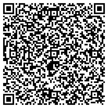 QR-код с контактной информацией организации RED CLUB