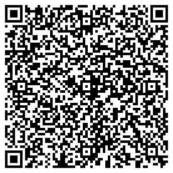 QR-код с контактной информацией организации ТАНГО САЛОН