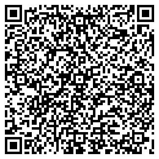 QR-код с контактной информацией организации ЧП БУДРИС