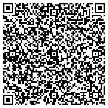 QR-код с контактной информацией организации БравоВент, ООО