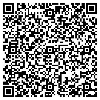QR-код с контактной информацией организации ДЕ ФЛЕШ