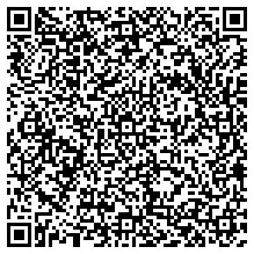 QR-код с контактной информацией организации ТЕЛЕКОММУНИКАЦИЯ И СЕРВИС