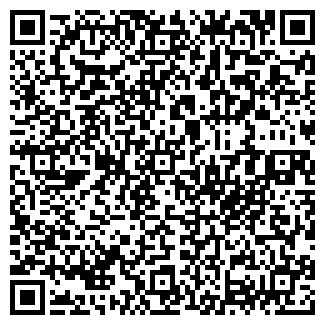 QR-код с контактной информацией организации ДАМЕСК