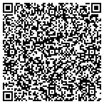 QR-код с контактной информацией организации КОЛЕСО И К&К КАЛИНИНГРАД