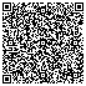 QR-код с контактной информацией организации ТЕХТРАНС ПЛЮС