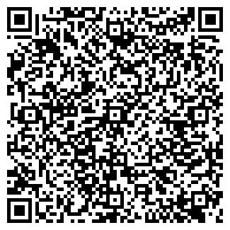 QR-код с контактной информацией организации БУРМАКИН
