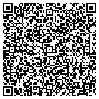 QR-код с контактной информацией организации АВАНТАЖ ЗАПАД, ООО