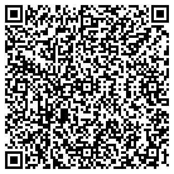 QR-код с контактной информацией организации АТЛАС ПРЕСС