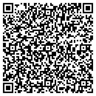 QR-код с контактной информацией организации МАЭСТРО ИКС