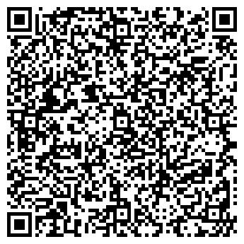 QR-код с контактной информацией организации ПОЛИМЕР ПЛЮС