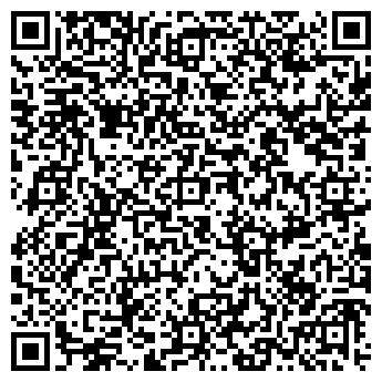 QR-код с контактной информацией организации РУССКИЙ НЕОН